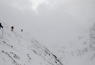 Vyhlídková skialpová túra přes Schönwieshütte na Hohe Mut Alm (2670 m)