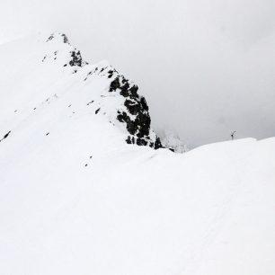 Hřebenovka na vrchol Strela (2636 m)