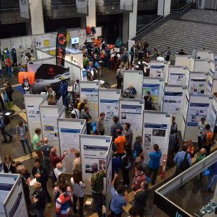 Poster session na ISSW 2018